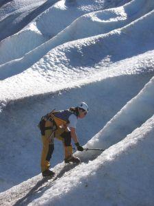 Eisklettern – ein frostiges Vergnügen