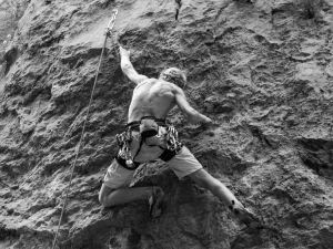 Klettern auf Zeit