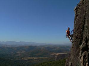 Freeclimbing – die extremste Form des Kletterns